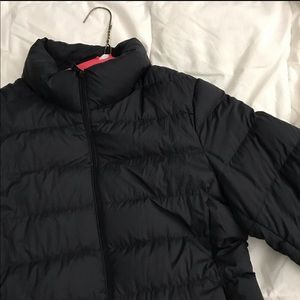 Uniqlo ultra down jacket